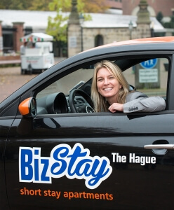 BizStay The Hague - Mabel  Jansen