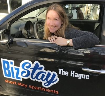 BizStay The Hague - Kelly de Bloois